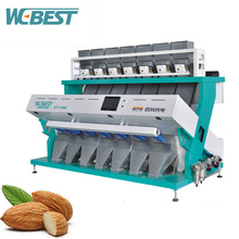 Factory Price High Quality Cereal Almond Apricot Color Sorter