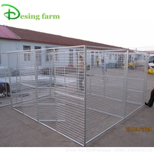 Quick install dog kennel buildings