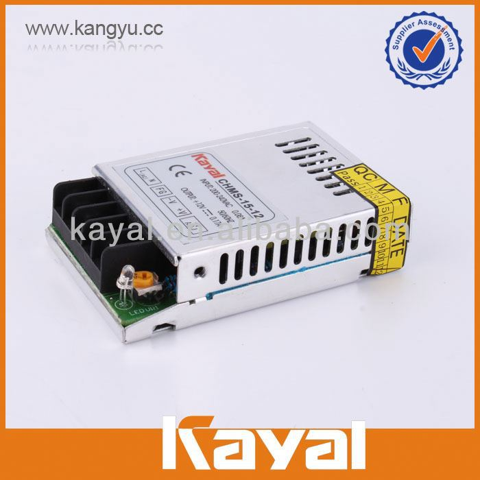 SAA 12v 5v power supply circuit