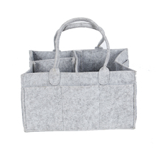 Cotton felt cloth baby love diaper bag