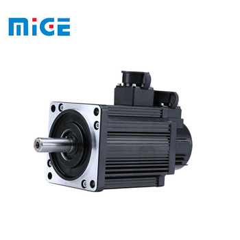 130mm 1.3kw stable speed AC servo motor for machine