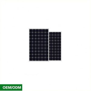 Good Solar Module 24V 250Wp Solar Pv Module For Home Rooftop Solar Systems