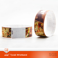 "Custom Imprint Fee-3/4"" Tyvek Wristbands-Wristbands Sold Seperately"