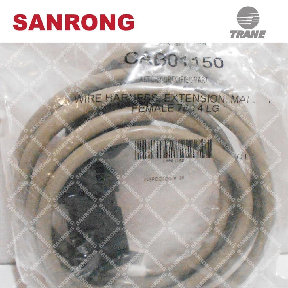 "Lennox LG Trane 56/"" Wiring Harness Molded Plug 3 Pin Connector 104162-03 13U63"