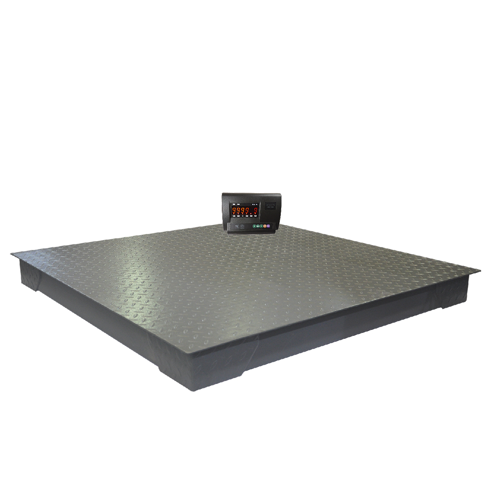 Stainless Steel Floor Type Platform Digital Weighing <strong>Scale</strong> 2000kg