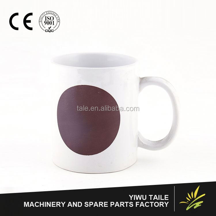 Latest Arrival unique design musical ceramic sublimation mug gifts wholesale