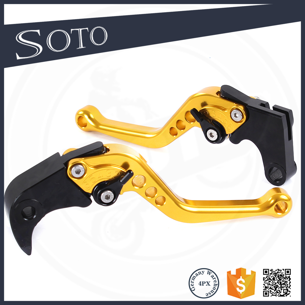 Hotsale CNC Motorcycle Brake Clutch Levers For Suzuki GXSR600 750R 2006-2010 GXSR1000R 2005-2006