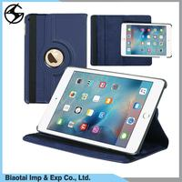 "For iPad Mini 4 7.9"" Cover Case 360 Rotating Smart Cover for iPad PU Leather Protective Cover Case"