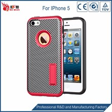 Promotional TPU+PC custom for iphone 5 case 2016