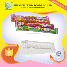 assorted fruit flavor roll candy sweet