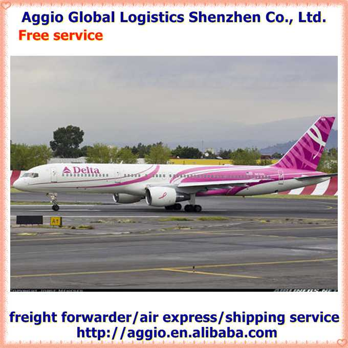 2017 shenzhen aggio best logistics service Air freight service Guangzhou Air Freight Forwarder to Japan