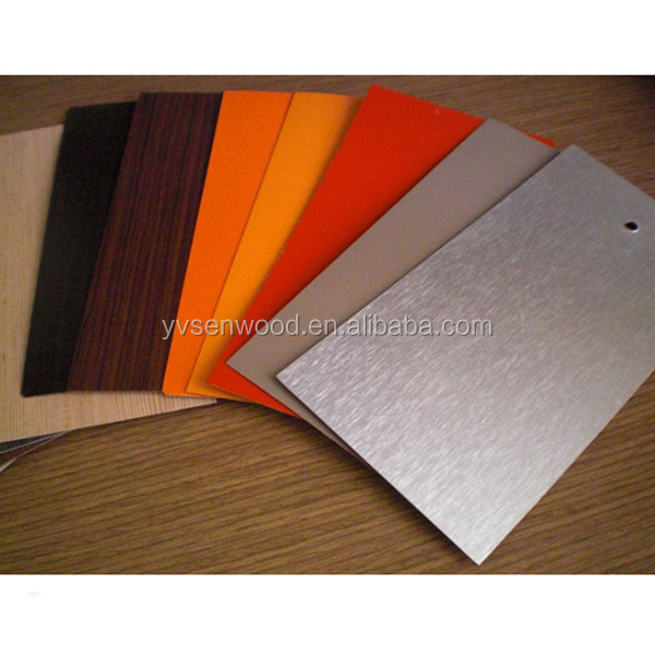 1220*2440mm or big size HPL 0.5mm 0.6mm 0.7mm hpl high pressure laminate/ compact laminate HPL/formica HPL