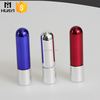 bullet shape roll on perfume bottle glass 3ml