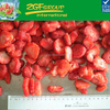 health chinese frozen organic bulk frozen strawberries have a good sale in carton