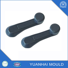 Injection Molded Parts,New Design Car Plastic Parts Glass Lifter Shaker