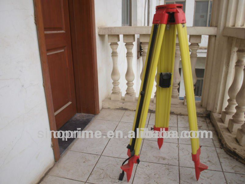 Survey Tripod survey instruments:Wooden suvey tripod
