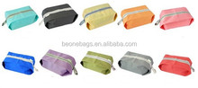 Hot sale oem & custom manufacturer online shopping nylon zipper bag