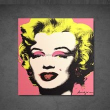 Marilyn Monroe art printing Digital print on canvas