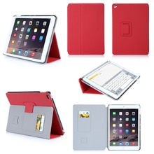 New Real Best Choice Premium PC+PU Leather Tablet Case For Ipad Air 2