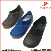 New design Soft sandal safety shoes