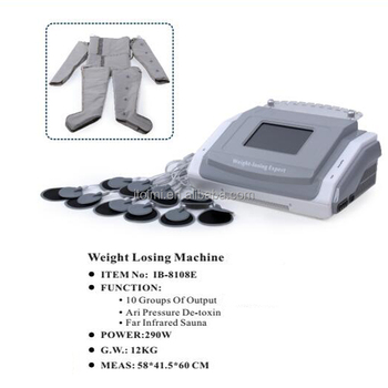 New machine for weight losing