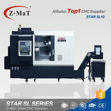 18 months warranty hundreds design model torno cnc precio