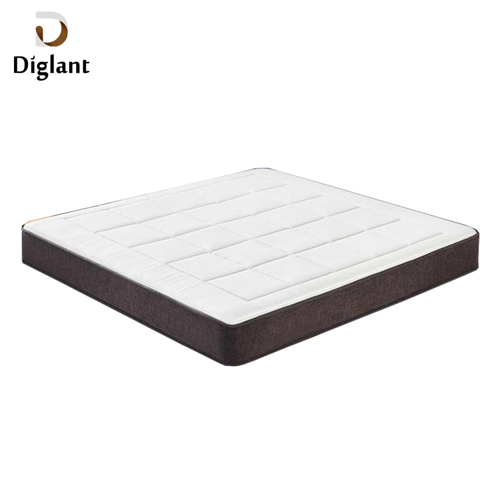 DM024 Diglant Gel Memory Latest Double Fabric Foldable King Size Bed Pocket bedroom furniture eurolux mattress - Jozy Mattress | Jozy.net