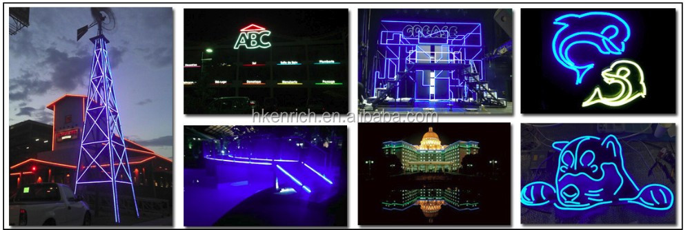 The most wonderful digital flex led neon light