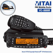 VITAI VC-9900R Face Could be Detached CTCSS&DCS Cross-band Repeat Quad-Band DTMF-ANI/5 Tone-ANI Automatic Power-off Mobile Radio