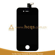 Mobile phone screen for iphone 4 front glass lcd display with factory price
