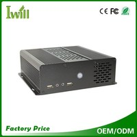 Iwill Technology ZPC-S100 mini itx industrial pc case