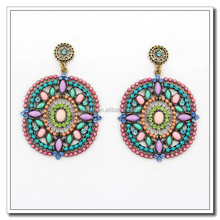 Made in china wholesale alibaba costume jewelry large clip earrings