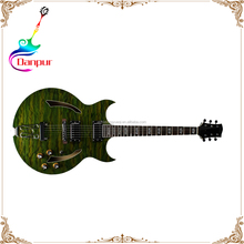 Datang 6 strings chinese electric guitar hollow body