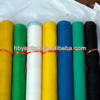 any color available roll up plastic screen