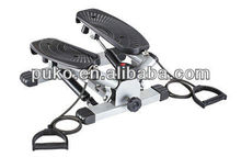 Indoor exercise equipment of foldable mini Stepper