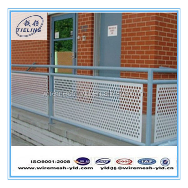 perforated metal sheet/decorative roofing mesh/fence meshChina supplier(ISO9001,2008)