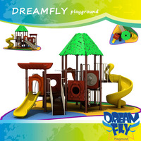 kids play center outdoor playground equipment for sale