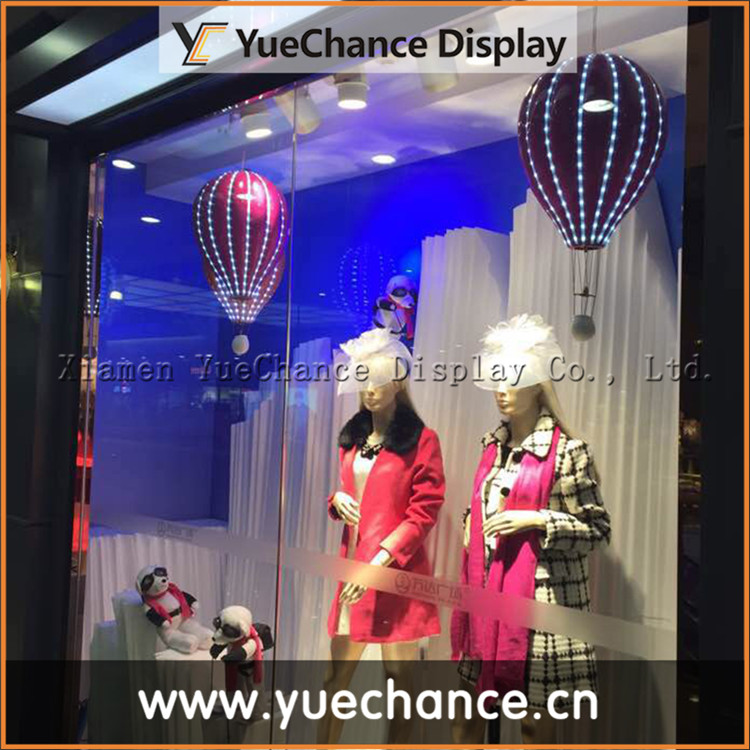 Promotional LED Hot-air Balloon