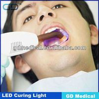 U WILL LOVE UR SMILE wired dental led curing light