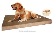 Luxury Memory Foam Dog Pet Bed Durable Waterproof with Rewashable MicroSuede Cover