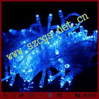 Low price best-Selling Christmas battery blue lighting