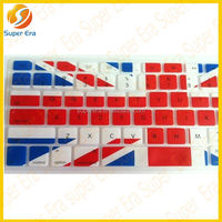 2014 Silicone Keyboard Protector For Macbook