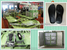 JG-801 Two Color PU Shoe Making Machinery (Best Supplier in Wenzhou)
