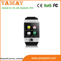 Android 4.4 System build in 3G sim card outdoor used intelligent smart watch