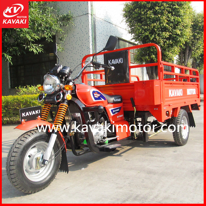 Guangzhou Original Factory supply economic cargo tricycle/ three wheel vehicle/3 wheel motorcycle attractive prices