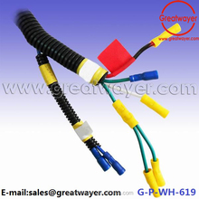 cable assembly wiring harness of generator