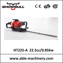 telescopic petrol and long reach gas hedge trimmer