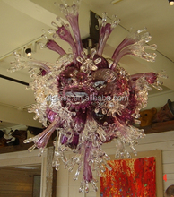 Luxury Murano Glass Chandelier for Home or Hotel Decoration