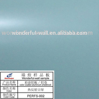 High quality color coated aluminum coil with stock