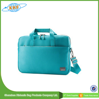 New Arrival High Quality Colorful Mesh Tote Laptop Bag